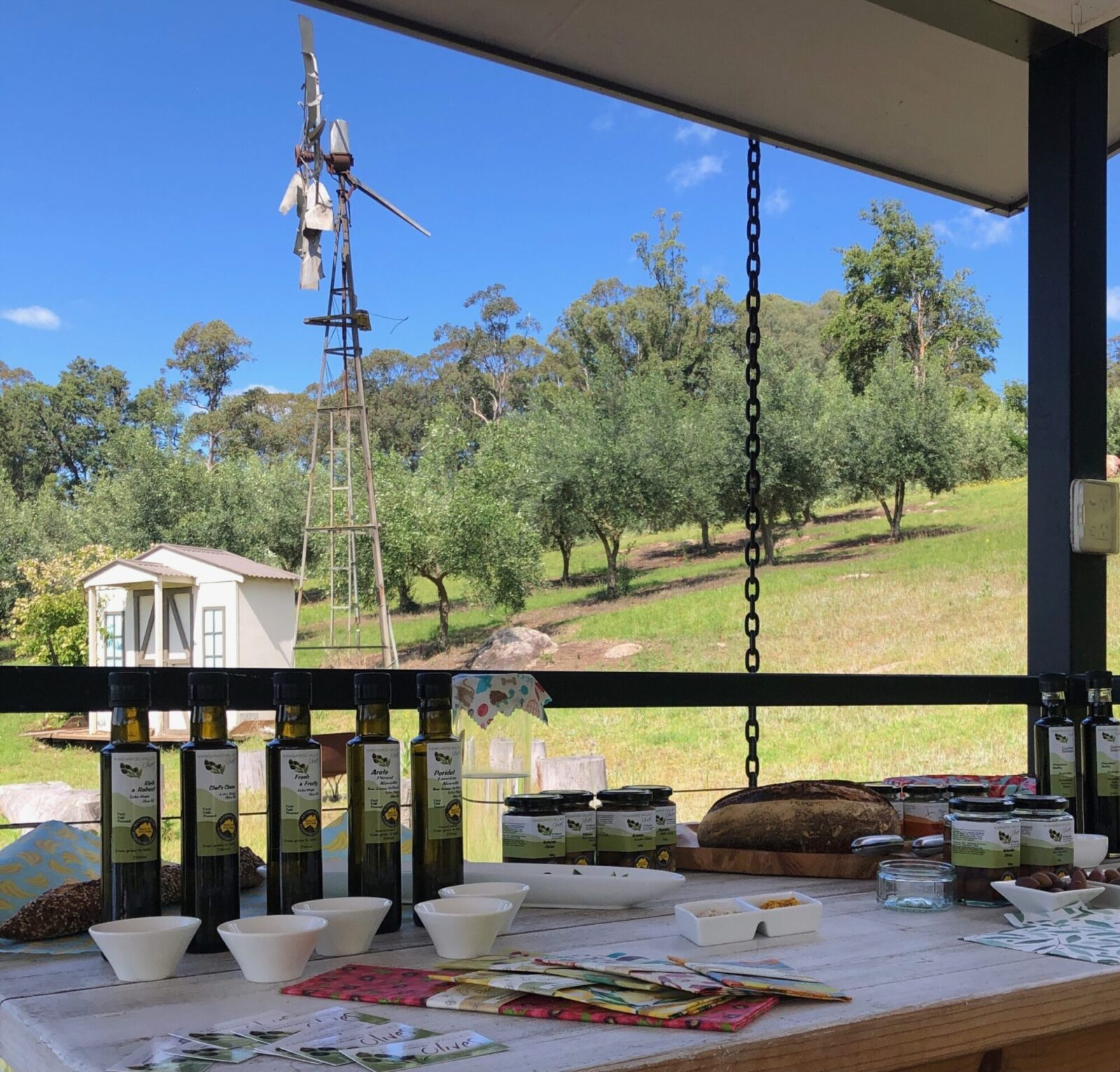 olive oil fresh fruity kangaroo valley olives
