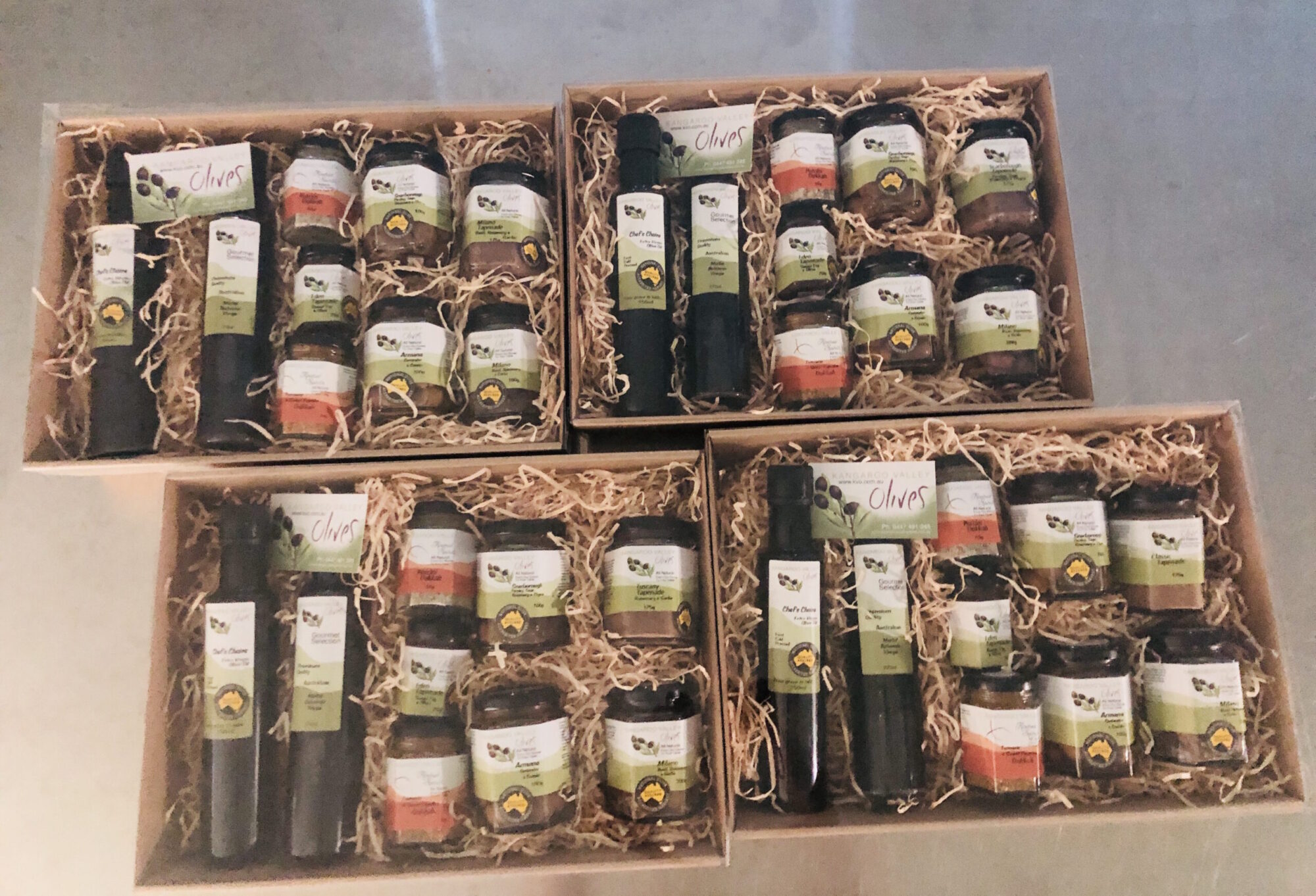 kangaroo valley olives hampers olives olive oil dukkah